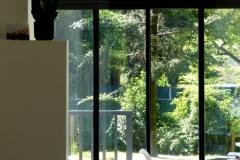 ouverture sur extérieur
